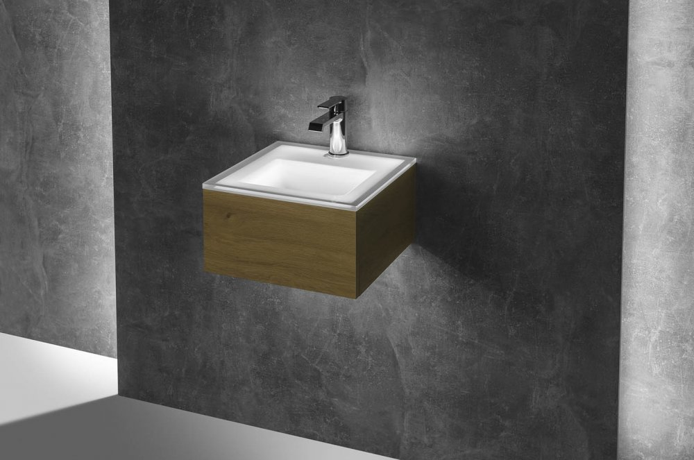 Narrow washbasins