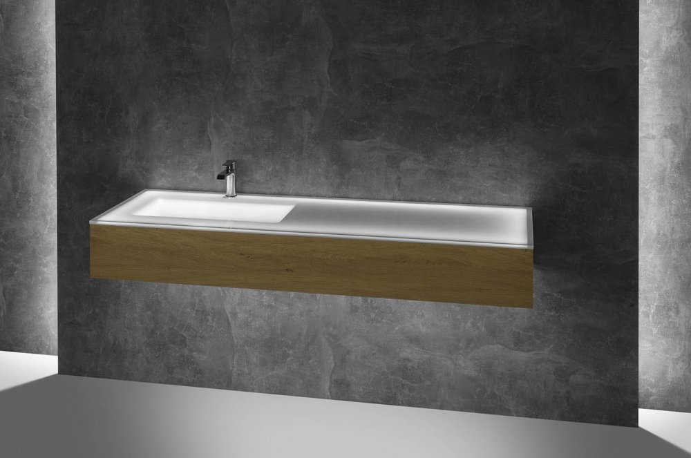 Deep washbasins